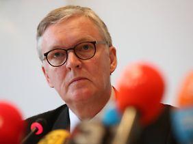 Der ehemalige Lufthansa-Manager Thomas Winkelmann ist seit Februar 2017 Air-Berlin-Chef.