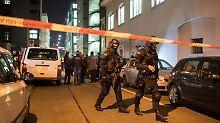 Bericht: Toter aufgefunden: Schütze eröffnet Feuer in Züricher Moschee