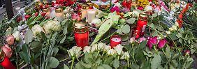 Täter noch auf der Flucht?: Generalbundesanwalt sieht terroristischen Hintergrund
