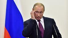 Auch Bankmanager betroffen: USA sanktionieren russische Unternehmer