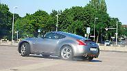 """Unterwegs mit dem Nissan 370Z: Im Zeichen des """"Z"""""""