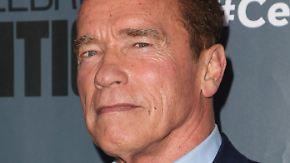 Promi-News des Tages: Schwarzenegger ekelt sich vor seinem Spiegelbild