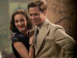 """""""Allied"""" endlich im Kino: Cotillard und Pitt - verliebte Spione"""