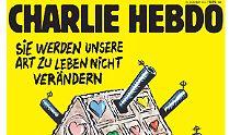 """Interview mit """"Charlie Hebdo""""-Chefin: """"Wir hatten eine Art Déjà-vu"""""""