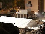 Die Bombe in Augsburg wurde am vergangenen Dienstag entdeckt. Entschärft werden soll sie am Sonntag.