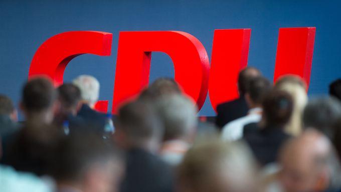 Klarer Sieger der Großspenden 2016 ist die CDU.