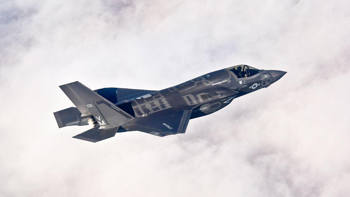 USA schicken Bomber nach Südkorea
