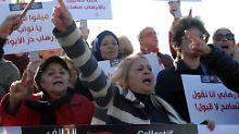"""Verbindungen zu Anis Amri?: """"Gefährliche"""" Gruppe in Tunis ausgehoben"""