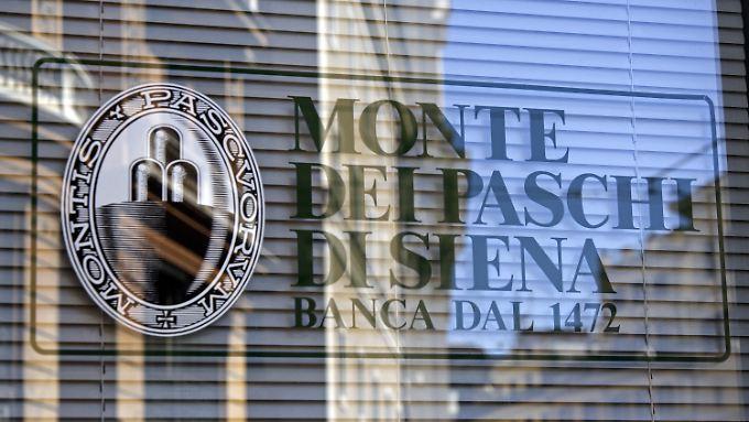 Der italienische Staat muss für eine Rettung wohl tiefer in die Tasche greifen.