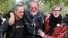 Einigung zu Stuttgart 21-Einsatz: Wasserwerfer-Opfer bekommt 120.000 Euro