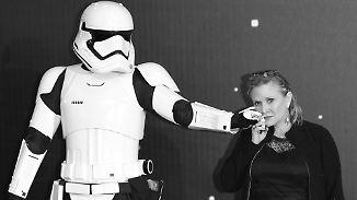 """Wenige Tage nach Herzattacke: """"Star Wars""""-Prinzessin Carrie Fisher ist gestorben"""