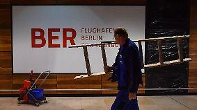 Eröffnung erst 2018: BER-Eröffnung wird offenbar zum fünften Mal verschoben