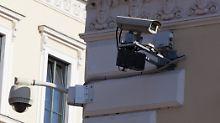 Die Videoüberwachung ist ein wichtiger Punkt im Anti-Terror-Kampf.