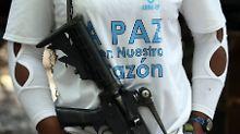 Umsetzung des Friedensvertrags: Kolumbien beschließt Amnestie für Guerilla