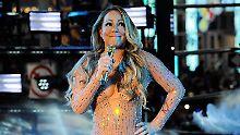 Missglücktes Konzert in New York: Wurde Careys Silvester-Auftritt sabotiert?