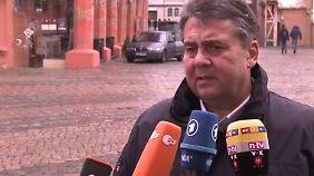 De Mazières neues Sicherheitskonzept: Gabriel lehnt Behördenreform ab