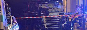 Anschlag am Berliner Breitscheidplatz