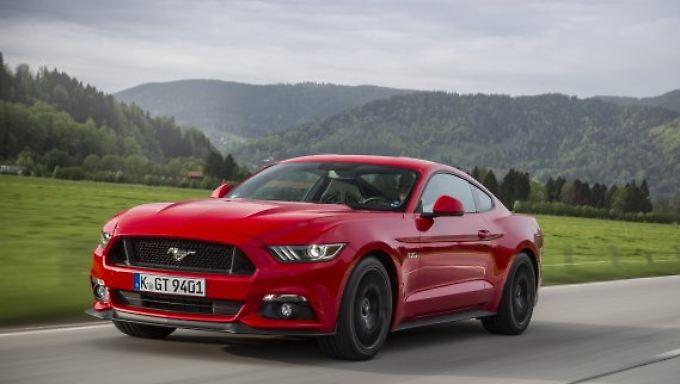Ford will 2020 den Mustang mit Hybridantrieb anbieten.