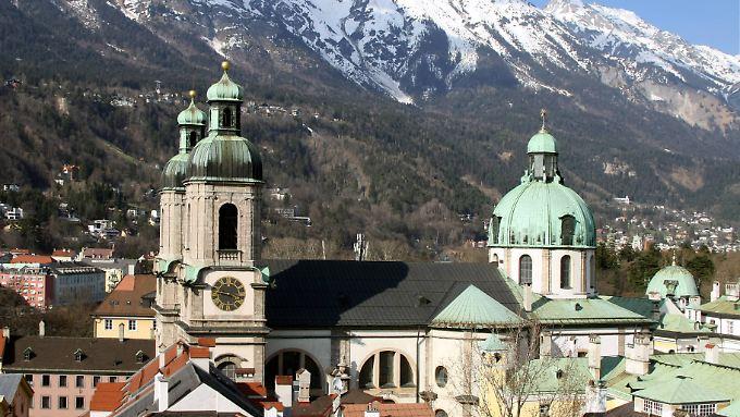 Im österreichischen Innsbruck wurden Frauen anscheinend Opfer von Antänzern.