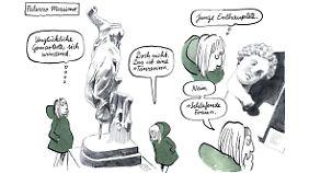 Erinnern die antiken Statuen nicht an Terroropfer?