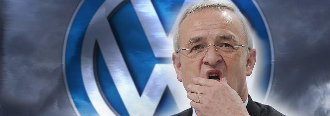 Ex-Vorstandschef von Volkswagen, Martin Winterkorn.