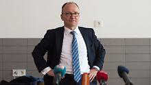 Joachim Voigt-Salus will Mifa neu aufstellen.