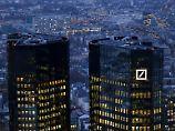 Die Deutsche Bank schlägt sich noch immer mit juristischen Altlasten herum.