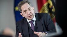 Verfassungsschutz-Chef Maaßen fordert eine zentrale Koordinierung der Inlands-Geheimdienste.