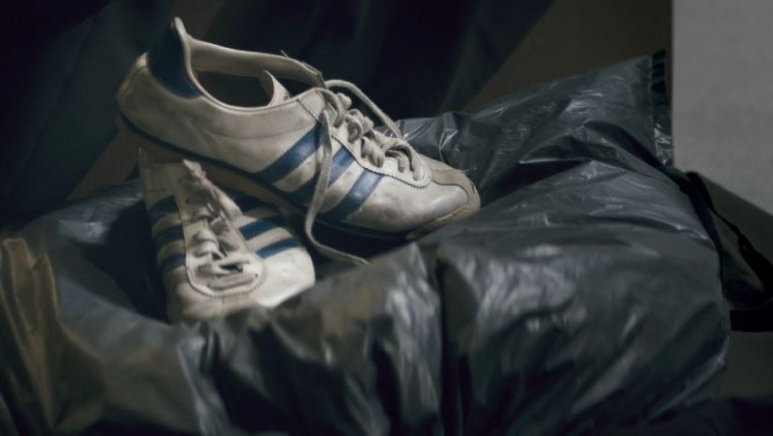 official photos f9ee0 0d92e Sportschuhe mit Herz: Student macht viralen Adidas-Werbespot ...