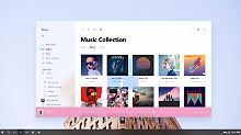 Erste Bilder von Project NEON: So sieht das Windows 10 der Zukunft aus