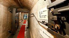 Bunker: In Arbeit