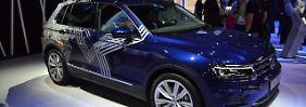 DSC_0531.jpegIm Messe-VW können die Besucher nicht nur mit Alexa sprechen.