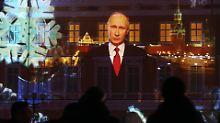 Papier der US-Geheimdienste: Putin soll Einmischung in Wahlkampf verfügt haben
