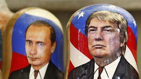 """""""Klare Vorliebe für Trump"""": US-Geheimdienste: Putin ließ US-Wahl durch Hacker beeinflussen"""