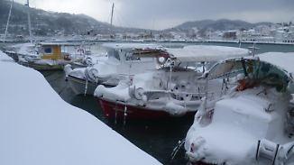 Mehrere Kältetote: Winter hat weite Teile Europas fest im Griff