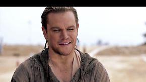 """Actionfeuerwerk mit Matt Damon: """"The Great Wall"""" hat eine Geschichte zum Gähnen"""