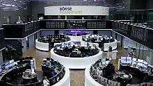 Dow entfernt sich von 20.000: Dax erstarrt im Januar-Frost