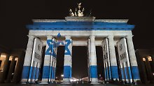 Historischer und politischer Wandel: Berliner Geste sorgt in Israel für Euphorie