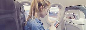 Bezahl-Internet im Flugzeug: Lufthansa bietet Wlan auf Mittelstrecken
