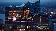 Das neue Juwel von Hamburg: Die Elbphilharmonie ist offen - endlich