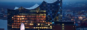 Das neue Juwel von Hamburg: Elbphilharmonie eröffnet - endlich