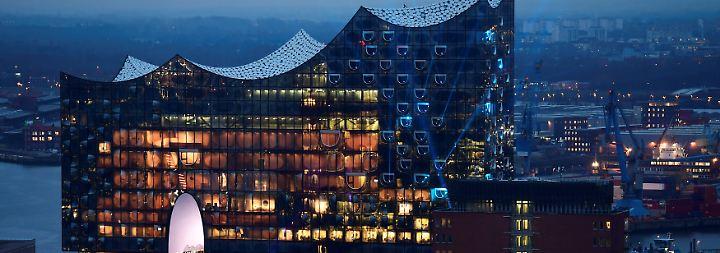 Bilderserie: Die Elbphilharmonie ist offen - endlich