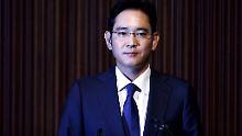Konzernerbe wird zum Problem: Samsung droht Gefahr