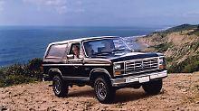 Comeback von Kult-Geländewagen: Ford bringt den Bronco zurück