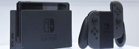 Neue Konsole startet im März: Das kann die Nintendo Switch