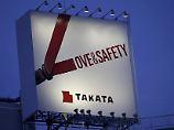 Airbags töteten elf Menschen: Takata kommt mit Milliardenstrafe davon