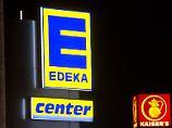 In Berlin liegen die Filialen von Kaiser's und Edeka bzw. Rewe oft in unmittelbarer Nachbarschaft.