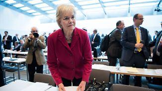 AfD umwirbt umstrittene Politikerin: Steinbach verlässt die CDU