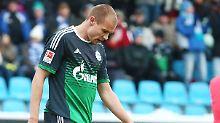"Wackeliger ""Neu-Knappe"": Badstuber verpatzt sein Schalke-Debüt"