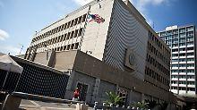 Trotz Trumps Wahlversprechen: US-Botschaft bleibt erstmal in Tel Aviv